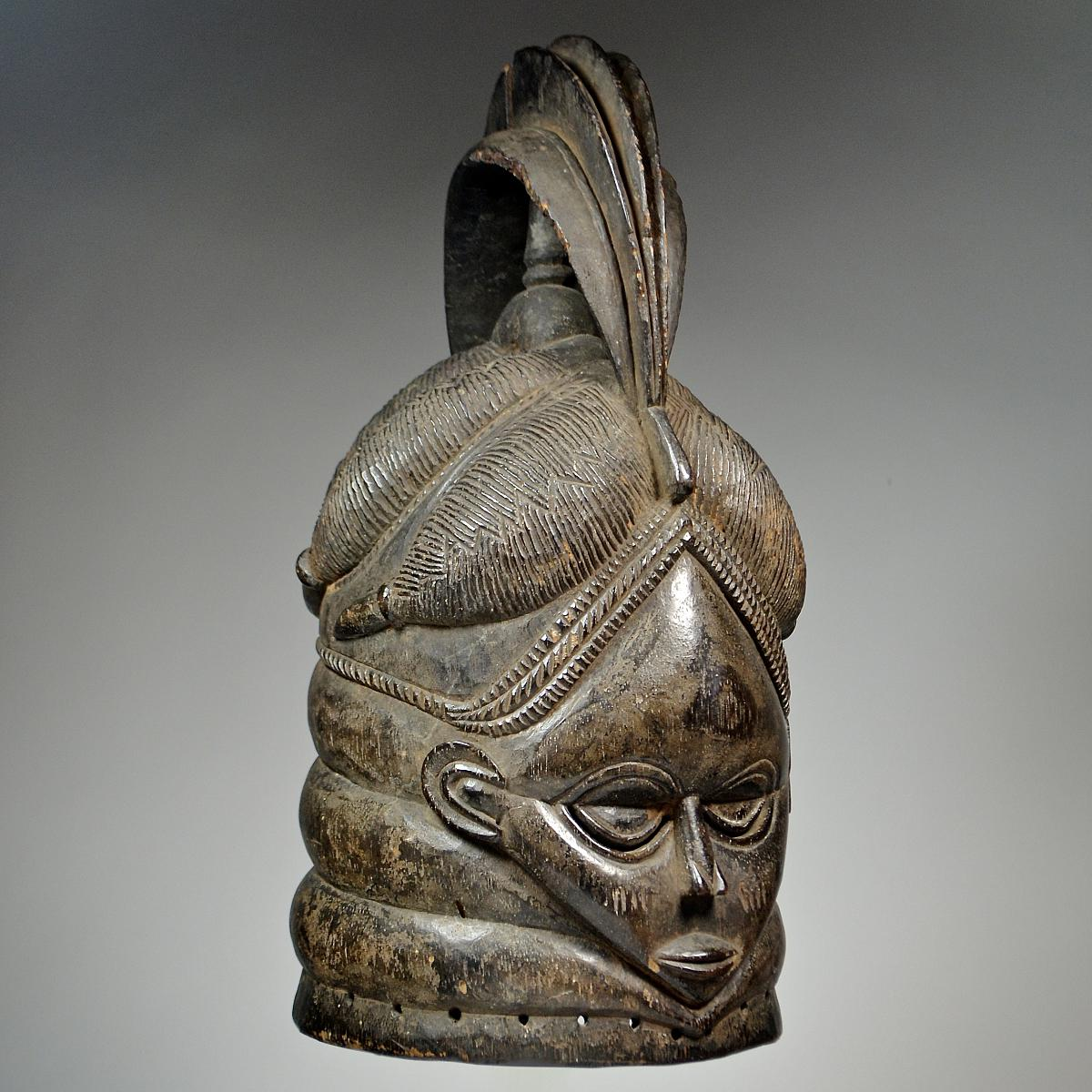 Bundu mask 43