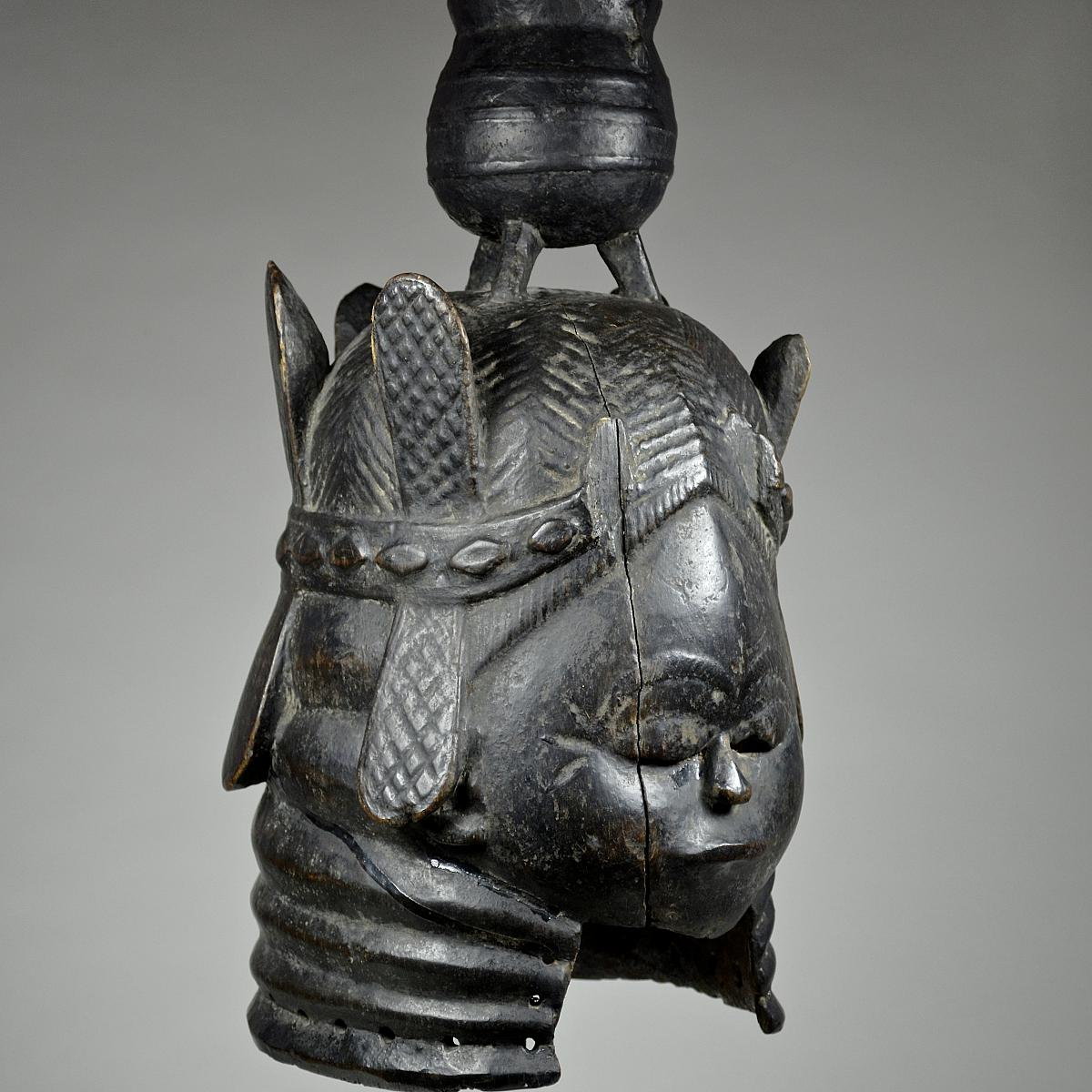 Bundu mask from the Sande Society 2