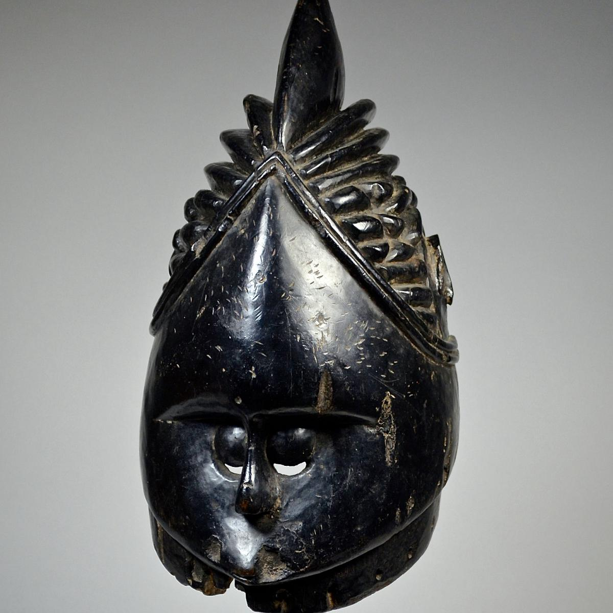 Bundu mask for the Sowei